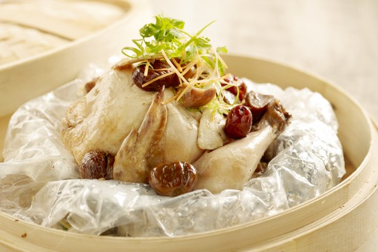 Steamed Chicken Recipe | Sadia Singapore